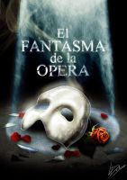 Phantom of the Opera by xXLightsourceXx