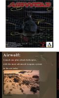 Airwolf, the Videogame by Flectarn