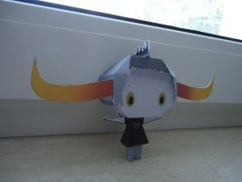 Tavros - Papercraft - Part 2 by Mixowelle
