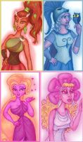 Goddesses by Morloth88