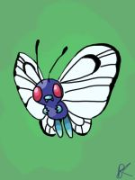 Butterfree by Using0nlycaps