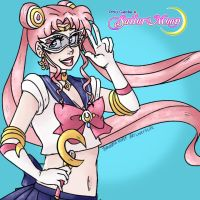 Pretty Guardian Sailor Moon by ArTLoVer4LiFe