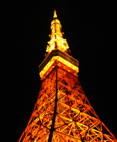 Tokyo Tower 4 by theblindalley