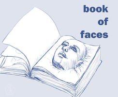 Book Of Faces by hirokiro