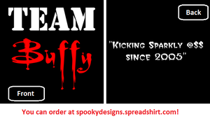 Team Buffy Shirt v2.0 by Spooky-Elric