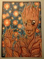 [Comm] I... am Groot? by Blue-Fayt