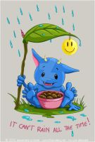 It cant rain all the time! by AlexandraKnickel