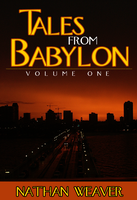 Tales from Babylon -book cover by OnyxDragonFilms