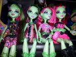 My Venus Ghouls by PysiCollectionCorner