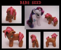Babs Seed - MLP Custom by iSaunter