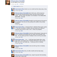 Frozen Facebook S2 Do You Wanna Go Trick or Treati by ZhaneAugustine