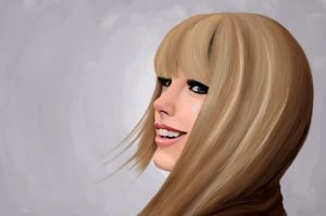 Taylor Swift by Chrissyo2