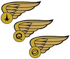 USS Hermes Assignment Patches by Grimklok