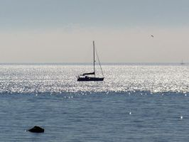 Sailing away by philippeL