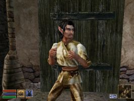 The Elder Scrolls: Manny Pacquiao by Zephydel
