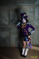 DCC Mad Moxxi - Sanctuary Side Street by Enasni-V