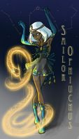 Sailor Zodiac Ophiuchus by Warlord-of-Noodles