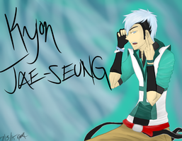 Victus Ethyn Kyon || Kyon Jae-seung by WhisperTheChosen