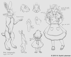 Hare Puca by kyoht