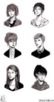 LiS characters by bibinella1994