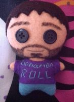 Youtubers - Barry Kramer Plushie (Game Grumps) by Jack-O-AllTrades