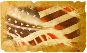 Ye Old Flag by torchdesigns