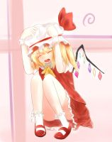 touhou project flandre scarlet by kareyare