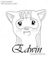 Edwin from Peach Fuzz by Kairi3546
