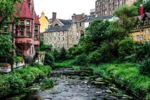 Dean Village 3 by Amby-Photograhy