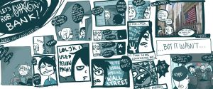 HBD COMIC- WALL STREET by annit-the-conqueror