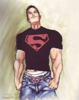 superboy by 133art