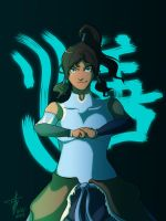 Legend of Korra: Water Potential by roboptables