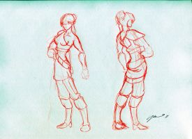 Female Character Idea 1 by creon77