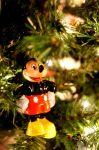 Mickey Mouse Ornament by LDFranklin