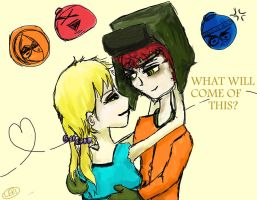 SP - What will come of Marjorine and Kyle? by SeeSayLeki