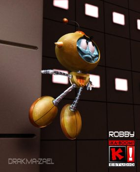 Robby by DrAkMa
