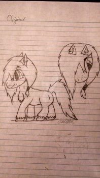 MLP: Uncolored by ScarxOfxMine