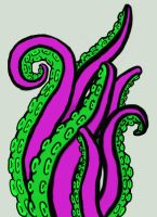 Kraken tentacles by kraken-Designs