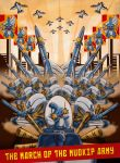 The March of the Mudkip Army by fiori-party