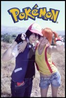 Misty and Ash Pokemon Cosplay by LauraNikoPhantomhive