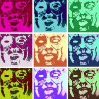 Pop Art of the living dead by DevintheCool