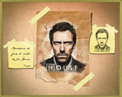 Dr House by fungila