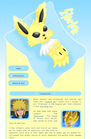 Jolteon 08 by MikariStar