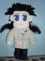 Cas doll (Supernatural) by drusnemet