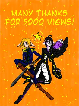 5000views by Oline02