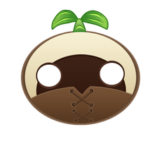 FFXI: Mandragora Head by sinlet