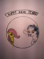 Happy Early New Years by zacorasfollower