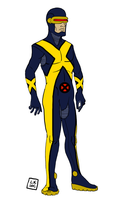 Cyclops Redesign by EarthmanPrime