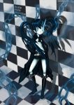 Black Rock Shooter by MarisaArtist