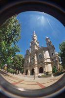 Blessed is the fisheye by twigg21